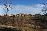Emilia Romagna,Sogliano al Rubicone, discarica  produzione di energia da biogas
