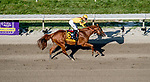 OCEANPORT, NJ - JULY 29: Good Magic, #6, ridden by Jose Ortiz, wins the Haskell Invitational Stakes on Haskell Invitational Day at Monmouth Park Race Course on July 29, 2018 in Oceanport, New Jersey. (Photo by Diana Cohen/Eclipse Sportswire/Getty Images)