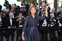 JACQUELINE BISSET - RED CARPET OF THE FILM 'D'APRES UNE HISTOIRE VRAIE' AT THE 70TH FESTIVAL OF CANNES 2017