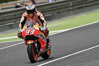 Montmelo' (Spagna) 09-06-2017 Free Practice Moto GP Spagna foto Luca Gambuti/Image Sport/Insidefoto<br /> nella foto: Marc Marquez