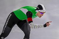 28th December 2020; Thialf Ice Stadium, Heerenveen, Netherlands; World Championship Speed Skating;  3000m ladies, Irene Wust during the WKKT
