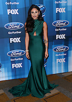 Mikalah Gordon @ the American Idol Farewell Season finale held @ the Dolby Theatre.<br /> April 7, 2016