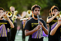 2021 AVHS marching band performs at Amador Valley High School in Pleasanton, CA Friday Sept. 3, 2021. (Photo by Alan Greth AGP Sports)