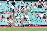 2021 International Australia v India Third Test Day Three Jan 9th