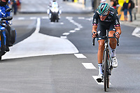 8th July 2021; Nimes, France;POLITT Nils (GER) of BORA - HANSGROHE during stage 12 of the 108th edition of the 2021 Tour de France cycling race, a stage of 159,4 kms between Saint-Paul-Trois-Chateaux and Nimes.