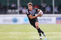 Alex Walker of London Broncos during the Kingstone Press Championship match between London Broncos and Sheffield Eagles at Castle Bar , West Ealing , England  on 9 July 2017. Photo by David Horn.