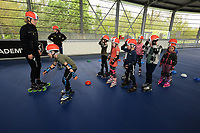 INLINESKATEN: HEERENVEEN: 21-05-2021, SK academie start Schoolskeeleren, ©foto Martin de Jong