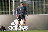 Robin Gosens (Deutschland Germany) - 31.08.2020: Erstes Training der Deutschen Nationalmannschaft vor dem Nations League gegen Spanien, ADM Sportpark Stuttgart