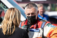 Andy Scott, Peugeot 208. BRX Supercars post race interview during the 5 Nations BRX Championship at Lydden Hill Race Circuit on 31st May 2021