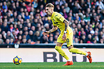 Samuel Castillejo Azuaga, Samu Castillejo, of Villarreal CF in action during the La Liga 2017-18 match between Valencia CF and Villarreal CF at Estadio de Mestalla on 23 December 2017 in Valencia, Spain. Photo by Maria Jose Segovia Carmona / Power Sport Images