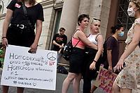 Molto più di Zan, contro la violenza omo-lesbo-bi-trans-intersex-afobica e sessista