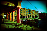Holgarizer Images Images of Liverpool waterfront, created using Nikon D3X & Grey Jay's Holgarizer Photoshop action.
