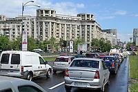 ROMANIA Bucharest / RUMAENIEN Hauptstadt Bukarest