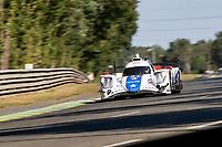 #21 Dragonspeed USA Oreca 07 - Gibson LMP2, Henrik Hedman, Ben Hanley, Juan Pablo Montoya, 24 Hours of Le Mans , Test Day, Circuit des 24 Heures, Le Mans, Pays da Loire, France
