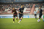 Pohang Steelers (KOR) vs FC Seoul (KOR) during the 2014 AFC Champions League Quarter-finals 1st Leg match on 20 August 2014 at Pohang Steel Yard, Pohang, South Korea.  Photo by Stringer / Lagardere Sports