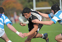 130525 College Rugby - St Pats' Silverstream v Hutt Valley High School