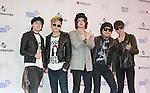 TransFixion, Jun 07, 2014 : K-pop group TransFixion pose before the Dream Concert in Seoul, South Korea. (Photo by Lee Jae-Won/AFLO) (SOUTH KOREA)