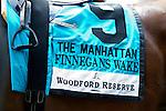 The Woodford Reserve Manhattan, at Belmont Park in Elmont, New York on June 8, 2013.