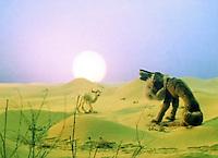 Белый верблюжонок (1974)
