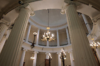 Europe/France/Provence-Alpes-Côte- d'Azur/84/Vaucluse/Avignon: la synagogue batie en rond au XIX