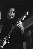 BUDDY GUY, LIVE,1968, BARON WOLMAN