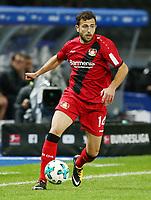 Admir Mehmedi <br /> / Sport / Football Football / DFL 1.BL Bundesliga Herren / Saison 2017/2018 / 20.09.2017 / Hertha BSC Berlin vs. Bayer 04 Leverkusen  *** Local Caption *** © pixathlon +++ tel. +49 - (040) - 22 63 02 60 - mail: info@pixathlon.de