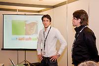 23-2-08, Netherlands, Rotterdam,  ABNAMROWTT 2008, presentatie van Lottum