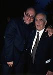 CARLO VERDONE CON FRANCO SENSI<br /> FESTA DELLA ROMA A FREGENE 2002