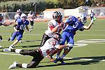 2013 football: Los Altos High School v. Gunn High School
