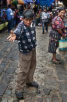 Sunday market. Chichicastenango, Guatemala.