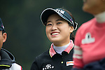 Han Sol Ji of South Korea at the 15th hole during Round 3 of the World Ladies Championship 2016 on 12 March 2016 at Mission Hills Olazabal Golf Course in Dongguan, China. Photo by Victor Fraile / Power Sport Images