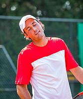 Etten-Leur, The Netherlands, August 26, 2017,  TC Etten, NVK, Floris Killian (NED)<br /> Photo: Tennisimages/Henk Koster