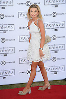 Georgia Toffolo<br /> at the launch party for Comedy Central's FriendsFest, presented by The Luna Cinema at Haggerston Park.<br /> <br /> ©Ash Knotek  D3146  23/08/2016