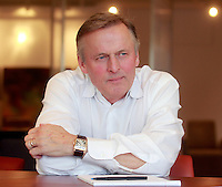 20150223_Author John Grisham