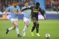 Paolo Gozzi Iweru of Juventus <br /> Ferrara 13-4-2019 Stadio Paolo Mazza Football Serie A 2018/2019 SPAL - Juventus <br /> Foto Andrea Staccioli / Insidefoto