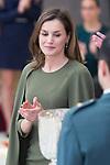 Queen Letizia of Spain during National Sport Awards 2016 at El Pardo Palace in Madrid , Spain. February 19, 2018. (ALTERPHOTOS/Borja B.Hojas)