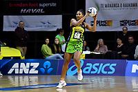 Kelera Nawai of the Pulse during the ANZ Premiership Netball - Pulse v Magic at TSB Bank Arena, Wellington, New Zealand on Sunday 30 May 2021.<br /> Photo by Masanori Udagawa. <br /> www.photowellington.photoshelter.com
