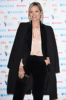 Laura Whitmore<br /> arriving for the Women of the Year Awards 2018 and the Hotel Intercontinental London<br /> <br /> ©Ash Knotek  D3443  15/10/2018