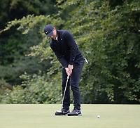3rd July 2021; Mount Juliet Golf Club, Kilkenny, Ireland; Dubai Duty Free Irish Open Golf, Day Three; Rory Mcilroy of Northern Ireland putts on the 4th green