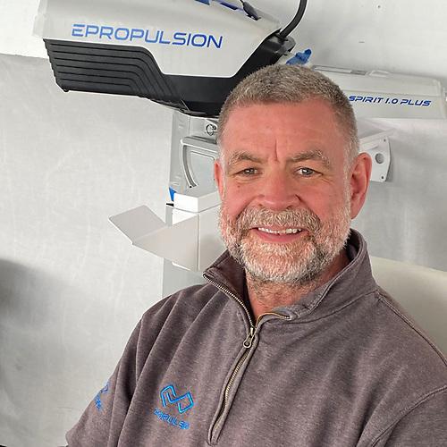 ePropulsion MD Steve Bruce
