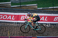 Wout van Aert (BEL/Jumbo-Visma)<br /> <br /> Men's Race<br /> UCI Cyclocross World Cup Namur 2020 (BEL)<br /> <br /> ©kramon