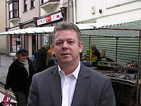 "Pictured: Mike Harris, image taken from his facebook page<br /> Re: A formal complaint has been made against a councillor after he referred to refugees as ""rapefugees"".<br /> The comment was made by Pontypool Councillor Mike Harris who wrote ""Rapefugees or BREXIT?"" when he posted a Daily Mail article in the Torfaen Matters group on Facebook.<br /> Following the comment Labour AM for Torfaen, Lynne Neagle, has made a formal complaint.<br /> And at a Safer Communities committee meeting at Torfaen County Borough Council on Wednesday committee members walked out over concerns about Coun Harris' suitability."