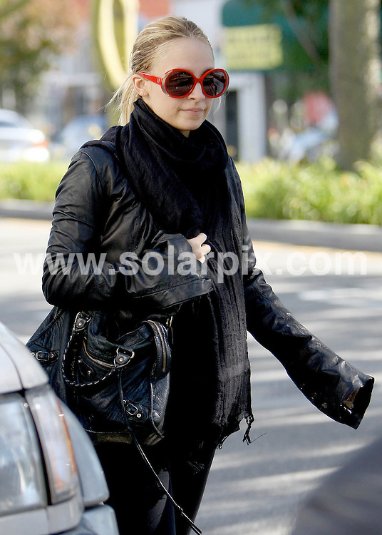 **ALL ROUND PICTURES FROM SOLARPIX.COM**                                             **SYNDICATION RIGHTS FOR UK AND SPAIN ONLY**                                                                                  Caption: Nicole Richie looks cute as she leaves the gym, preparing for her upcoming wedding day with Joel Madden. Los Angeles, USA. 30 November 2010                                                                             This pic: Nicole Richie                                                                                             JOB REF: 12540 STL       DATE: 30_11_2010                                                           **MUST CREDIT SOLARPIX.COM OR DOUBLE FEE WILL BE CHARGED**                                                                      **MUST AGREE FEE BEFORE ONLINE USAGE**                               **CALL US ON: +34 952 811 768 or LOW RATE FROM UK 0844 617 7637**