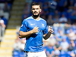 St Johnstone v East Fife…14.07.18…  McDiarmid Park    League Cup<br />New signing Tony Watt comes on as a sub<br />Picture by Graeme Hart. <br />Copyright Perthshire Picture Agency<br />Tel: 01738 623350  Mobile: 07990 594431