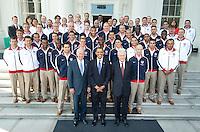 USA Men Presidential White House Team Photo May 27 2010