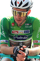 22nd April 2021;  Cycling Tour des Alpes Stage 4, Naturns/Naturno to Pieve di Bono, Italy on 22nd; Simon Yates Team BikeExchange who held onto the tour leaders jersey