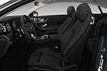 Front seat view of a 2018 Mercedes Benz E-Class E400 2 Door Coupe front seat car photos