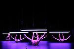 MASCULINES<br /> <br /> Chorégraphie : Héla Fattoumi, Éric Lamoureux / Interprétation : Marine Chesnais, Sandrine Kolassa, Johanna Mandonnet,<br /> Clémentine Maubon, Maeva Coelo, Nele Suisalu, Francesca Ziviani / Création sonore : Éric Lamoureux / Collaboration : Jean-Noël Françoise<br /> Régie son : Thomas Roussel / Création et régie lumière : Xavier Lazarini / Conception costumes : Élise Magne, Héla Fattoumi / Réalisation costumes : Sylvia Crine, Annaïg Le Cann / Collaboration artistique : Stéphane Pauvret<br /> Date : 12/01/2016<br /> Lieu : Le Tarmac<br /> Ville : Paris