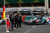 #99 DEMPSEY-PROTON RACING (DEU) PORSCHE 911 RSR LM GTE AM  VUTTHIKORN INTHRAPHUVASAK (THA) LUCAS LEGERET (CHE) JULIEN ANDLAUER (FRA)