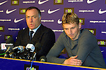 Dick Advocaat signs Tore Andre Flo for £12M in November 2000.
